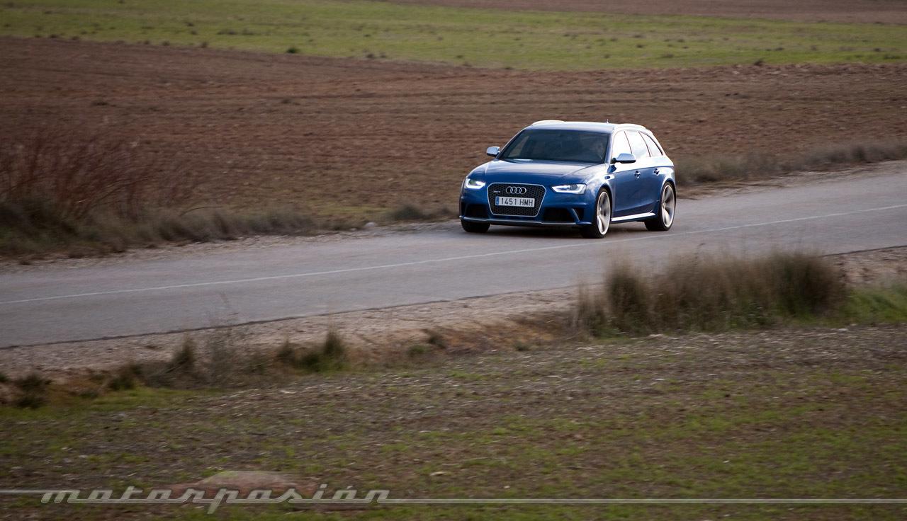 Foto de Audi RS4 Avant (prueba) (20/56)