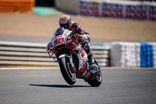 ¡El mundo al revés! Takaaki Nakagami salva el honor de Honda liderando los FP2 de MotoGP delante de Johann Zarco
