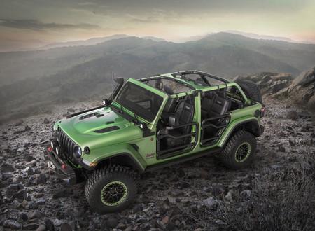 Mopar Jeep Wrangler 2018
