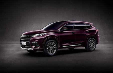 Vantas es otro SUV híbrido chino que quiere conquistar Estados Unidos fabricando localmente