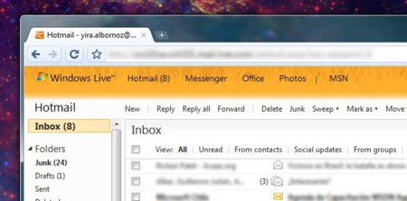 Se acelera la actualización de Hotmail, en los próximos días todos tendrán la nueva versión