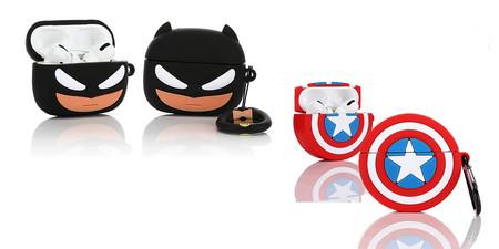 Fundas Superheroes