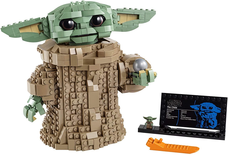 LEGO Kit de construcción Star Wars: The Mandalorian - The Child
