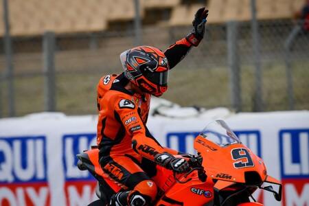 Danilo Petrucci tiene dos ofertas de fábrica del WSBK y una para seguir en MotoGP como probador de KTM