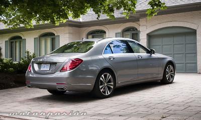 Mercedes-Benz Clase S 2013, presentación y prueba en Toronto (parte 1)