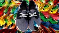 Tommy Hilfiger: pop y naúticos en un solo zapato