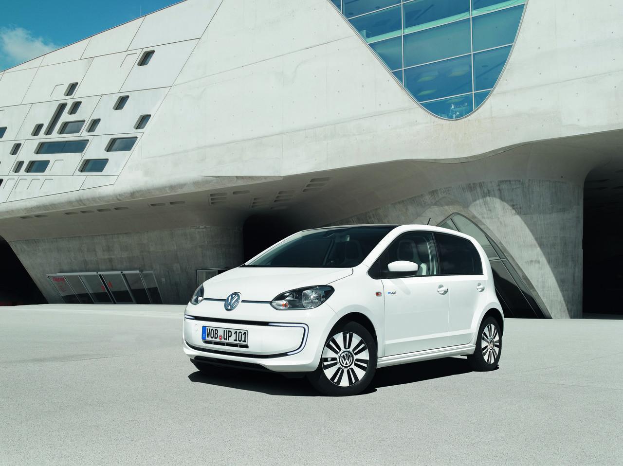 Foto de Volkswagen e-up! (5/26)