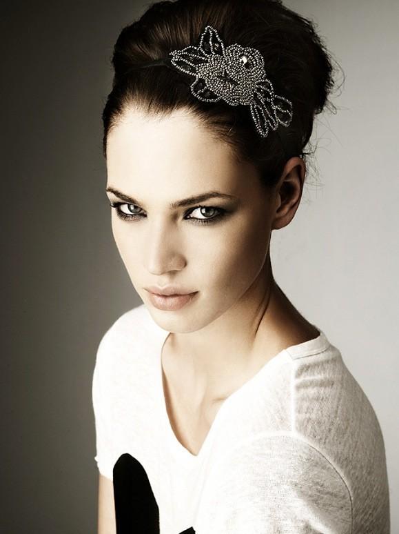 Foto de Diademas de Zara para vestir esta Navidad (5/8)
