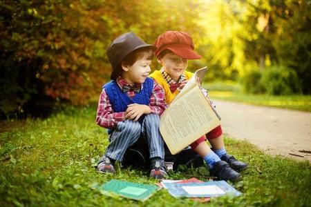 Los niños prefieren leer los libros en papel y no en una pantalla