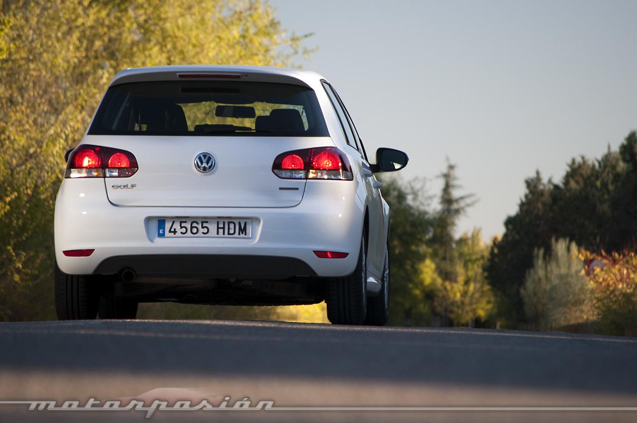 Foto de Volkswagen Golf Bluemotion 1.6 TDI (prueba) (30/31)