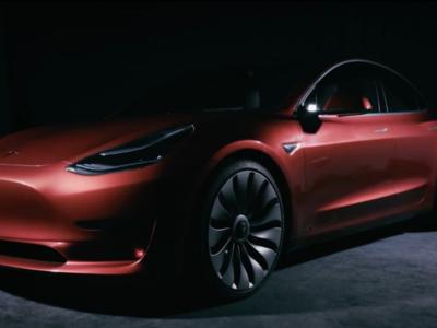 Así es el Tesla Model 3, el coche eléctrico de los 35.000 dólares llegará a finales de 2017