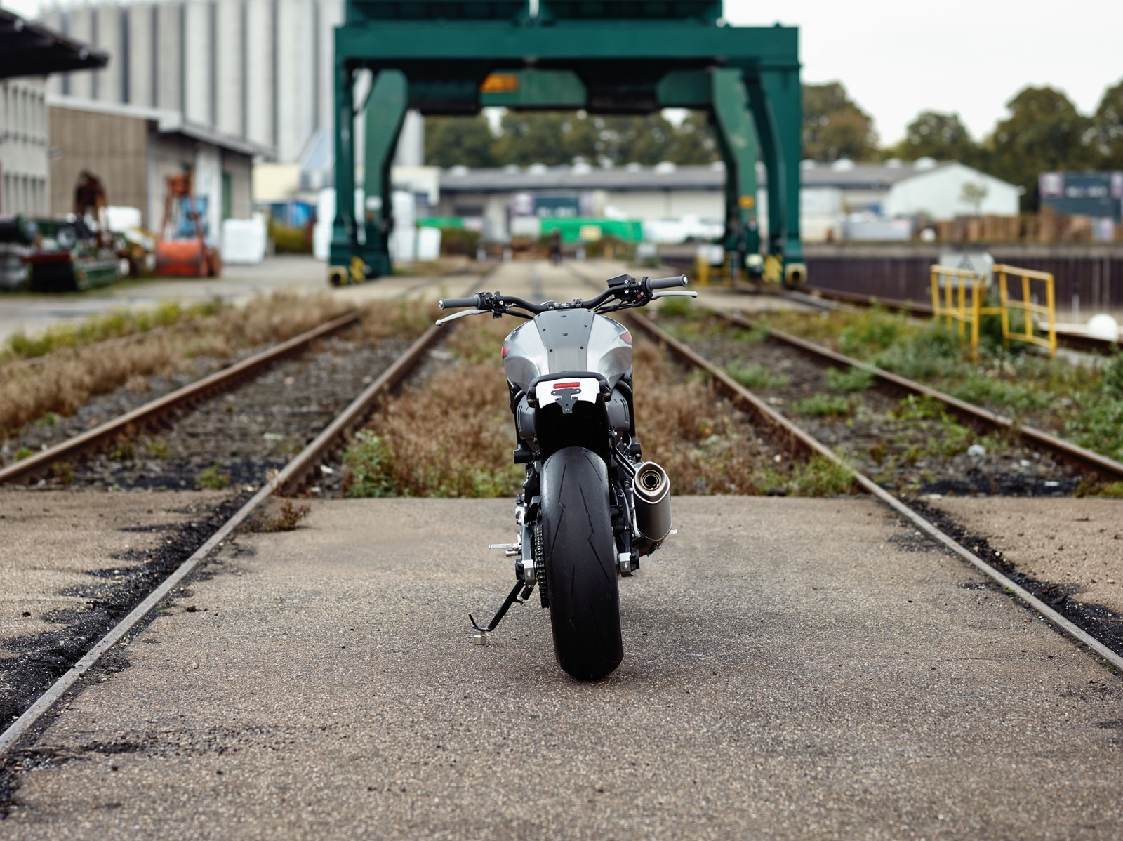 Foto de Yamaha XSR700 Super 7 by JvB-Moto (14/25)