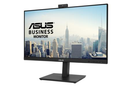 ASUS BE279QSK: este monitor añade una webcam giratoria integrada para facilitar las videollamadas