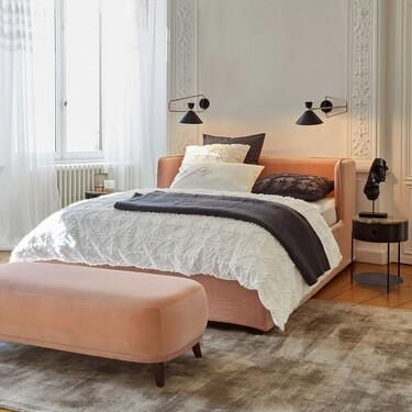 Clásicas, con ratán, con dosel, con terciopelo...Dale un cambio radical a tu dormitorio durante las rebajas con esta selección de camas a cada cual más bonita