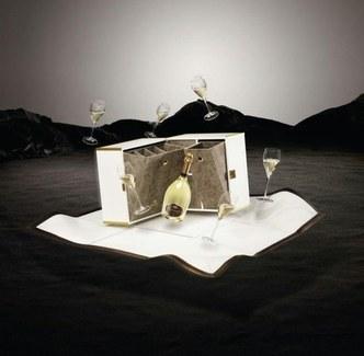 Un pic-nic de lujo con el Escapade de Ruinart Champagne