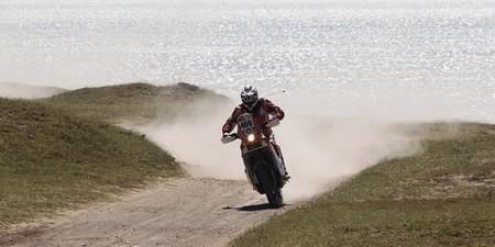 Tato Heinrich Peru Dakar2017