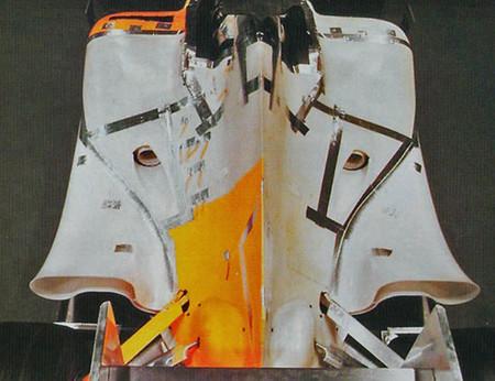Honda RA109 Salidas aire