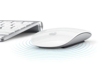 Usando los gestos multitáctil del Magic Mouse en Windows