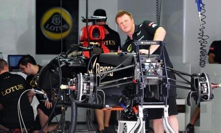 Lotus no estrenará finalmente el chasis alargado en Spa