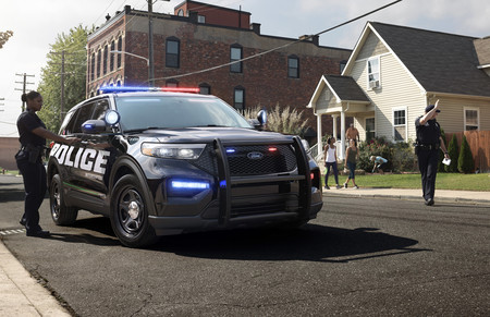 2020 Ford Police Interceptor Utility