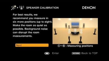 Calibración acústica