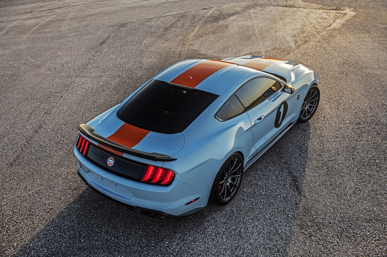 Foto de Ford Mustang Gulf Heritage Edition (10/38)