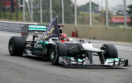 Schumacher Brasil F1 2012