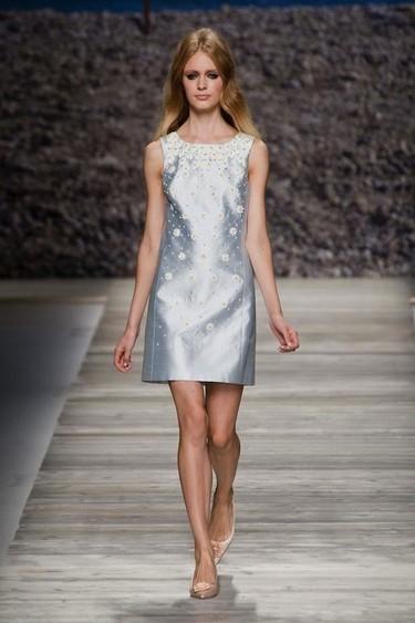 Tendencias Primavera-Verano 2014: los vestidos sixties ponen el punto retro
