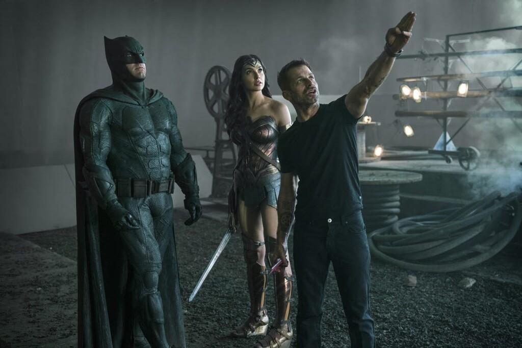 Zack Snyder afirma que Warner