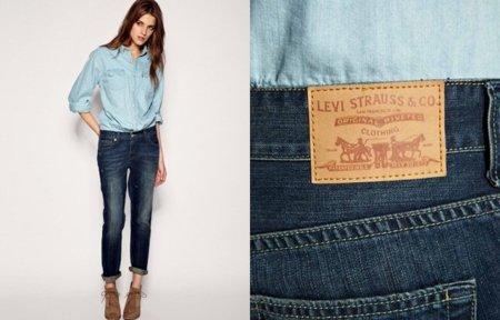Camisa y vaquero unidos de Levi's