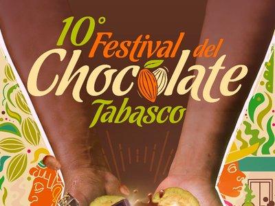 Reconocerán la labor del productor de cacao en la 10 Edición del Festival del Chocolate 2019 en Tabasco