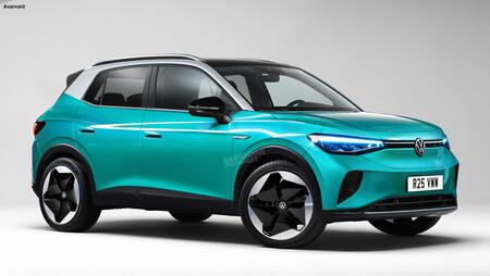 Volkswagen ID.2: así será el más pequeño (¿y barato?) de los eléctricos de VW para las masas, según Autoexpress