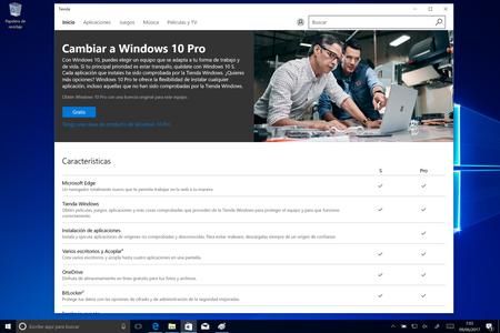 Los portátiles con Windows 10 S tendrán 3 meses más para actualizar gratis a una versión estándar