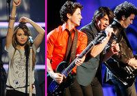 Las estrellas adolescentes cantaron para las hijas de Obama