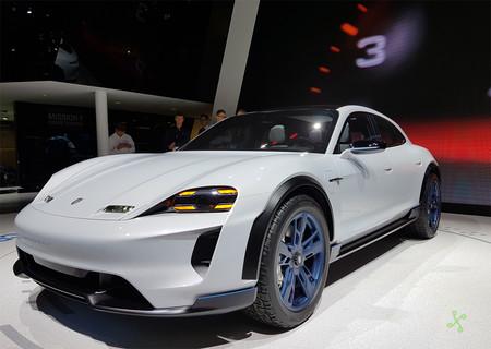 Porsche E Mission Xtk