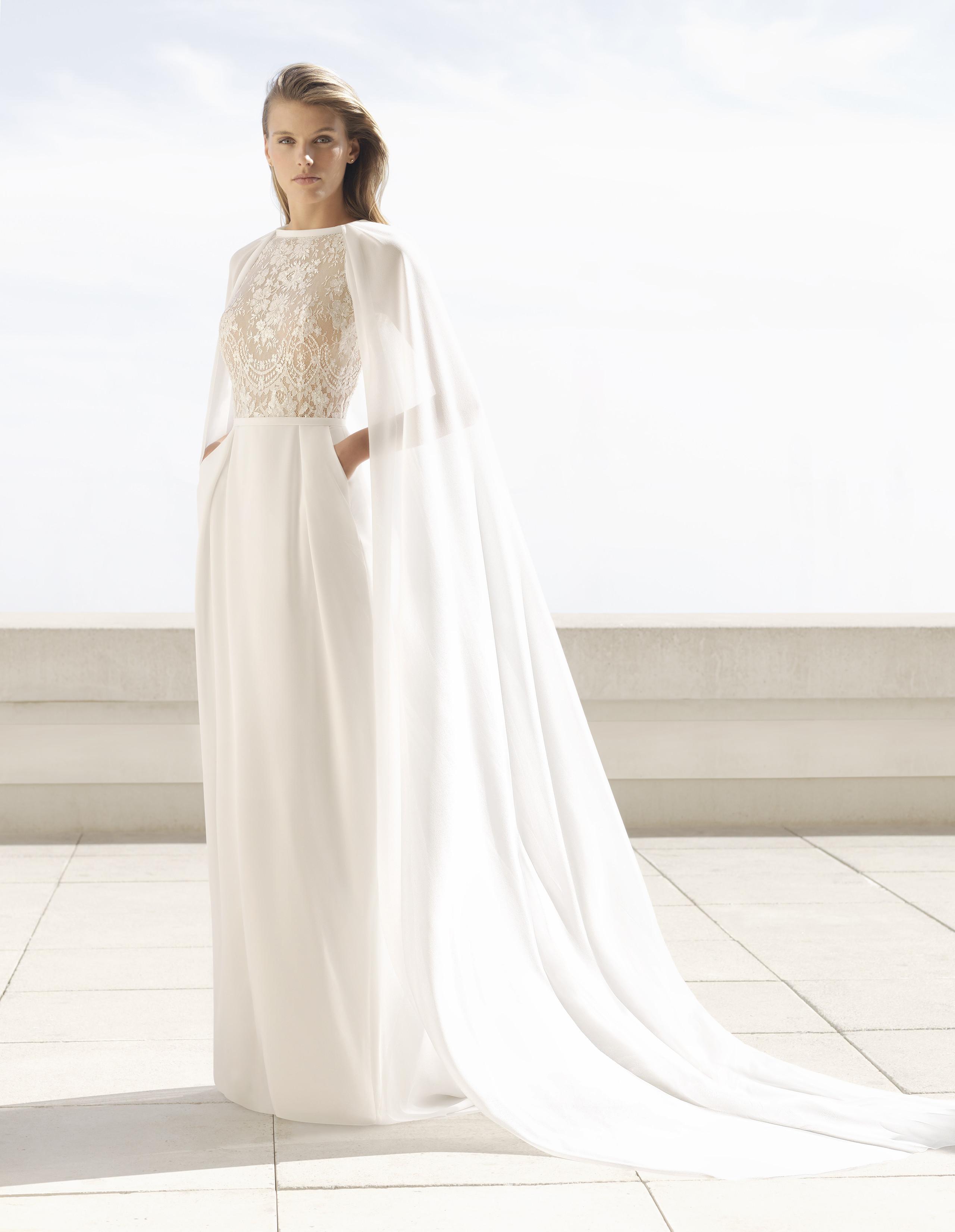 Vestidos de novia segunda marca rosa clara