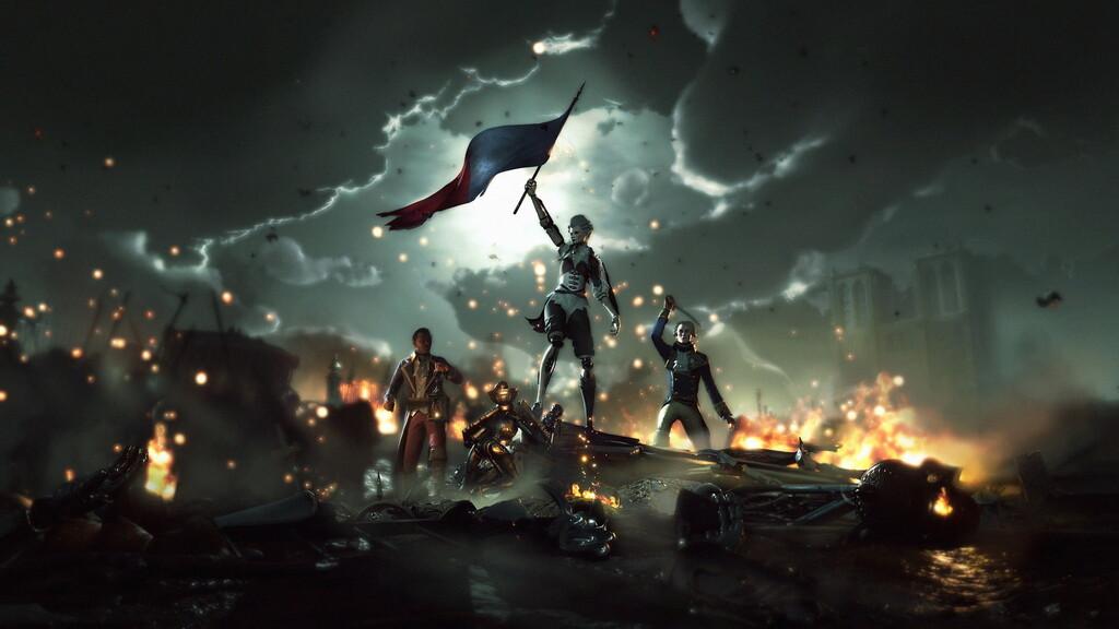La Revolución Francesa se lidera con robots y estilo Souls: Steelrising apunta ventana de lanzamiento para PS5, Xbox Series X/S y PC