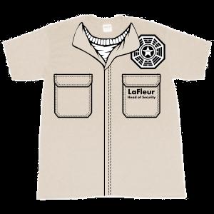 Camisetas Iniciativa Dharma
