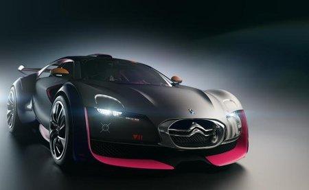 Citroën Survolt concept, el superdeportivo eléctrico