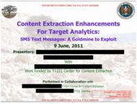 'Dishfire', el programa de la NSA que recopila más de 200 millones de SMS al día