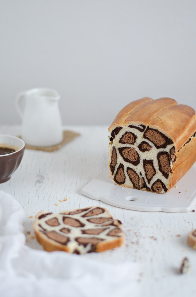 Foto de Pan de molde de leopardo (18/20)
