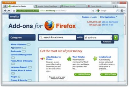Firefox 4 para este noviembre: ¿demasiadas novedades?