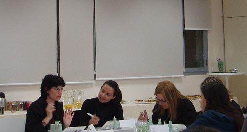 Foto de Sesión de trabajo en Clinique (15/17)