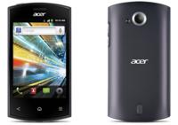 Acer Liquid Express, un terminal Android de entrada que se atreve con NFC