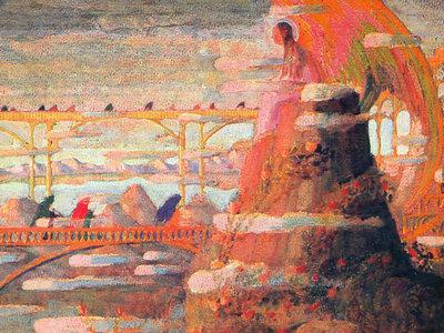 Los alucinantes cuadros de Mikalojus Konstantinas Čiurlionis, pinturas más allá del tiempo y el espacio