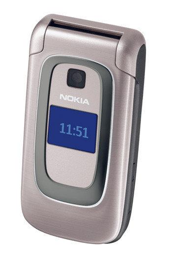 Nokia 6086, con acceso UMA