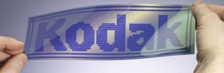 Paneles OLED de Kodak más eficientes energéticamente