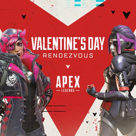El modo dúos vuelve a Apex Legends hoy mismo con motivo de San Valentín. Y también habrá doble XP (actualizado)