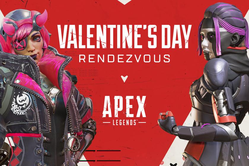 El modo dúos vuelve a Apex Legends hoy mismo con motivo de San Valentín. Y también habrá doble XP