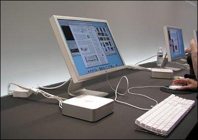 Intel Mac, actualización de firmware